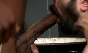 Osiris is hard as a rock and extremely turned on. Geoff`s di...