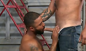 Damian and Jace are looking for a unique place to have sex a...