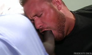 Doctor Adonis comes into the room and begins to check Michae...
