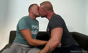Daxton and Marxel are at Daxton`s studio discussing their re...