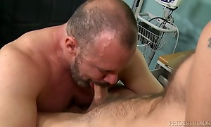 Chandler moans in pleasure and this turns Max on who declare...