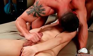 Anderson Lovell likes to feel Cody Cummings` cock in his mou...