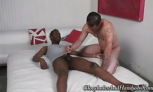 Today`s menu item is over 6 feet of white boy with a site of...
